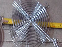 Bright Steel Guards with Zinc Plating